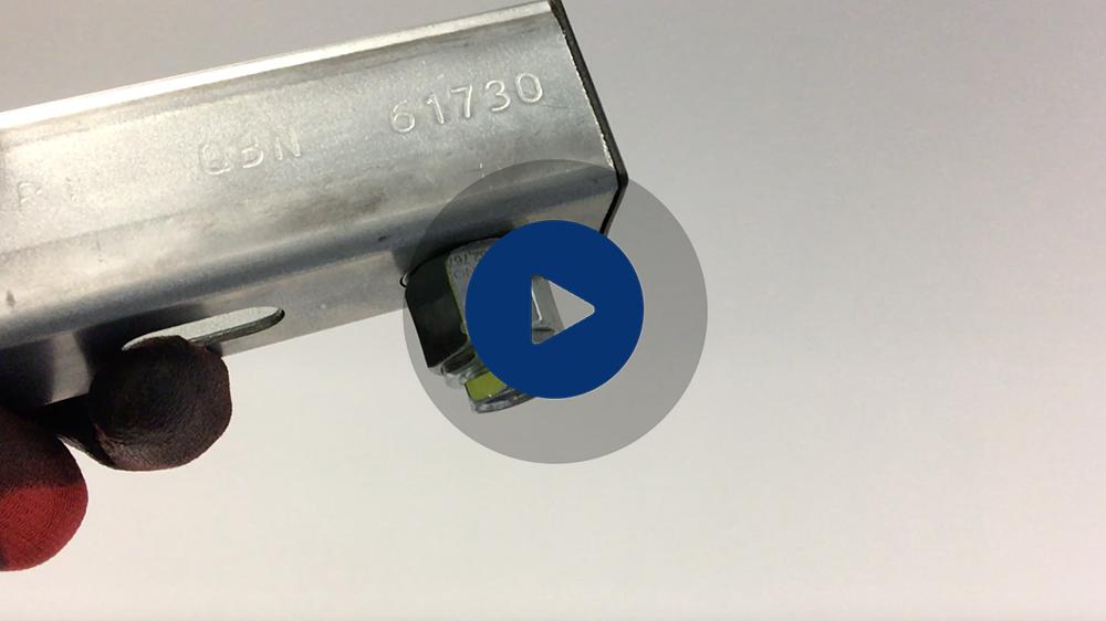 TRAPEASY® CADDY Rod Lock - Installation Method